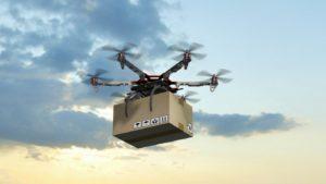 Drone de livraison